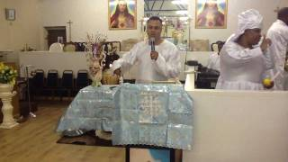 CCC Gospel of Light Parish Tuesday Service 10-01-2012