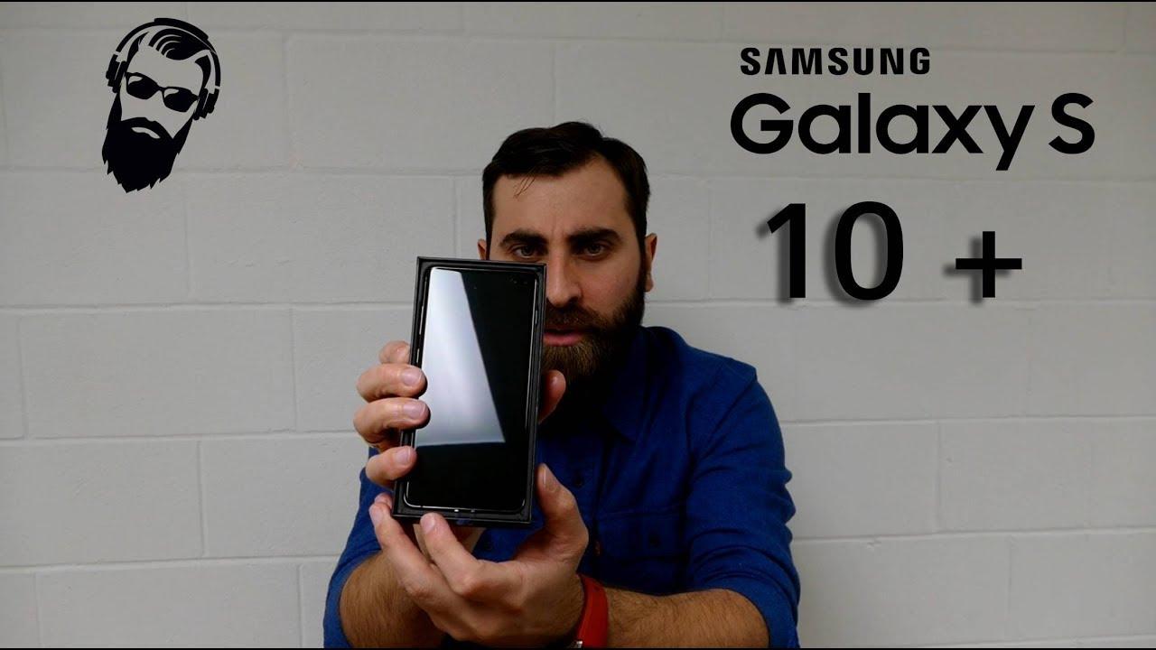 ჩემი ახალი სმარტფონის Samsung Galaxy s10 Plus ის მიმოხილვა