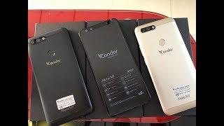 مواصفات كوندور Condor Allure M2 اول هاتف كوندور برام 6GB |  المواصفات الرسمية !!