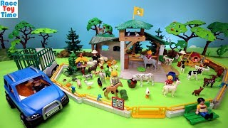 Playmobil Children's Petting Zoo Animals Building Set - Build Review thumbnail