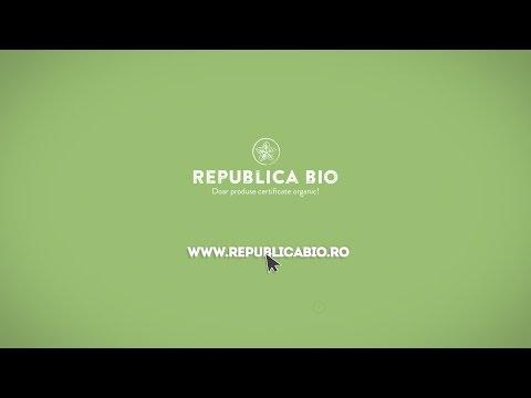 Republica BIO, magazin online exclusiv de produse bio