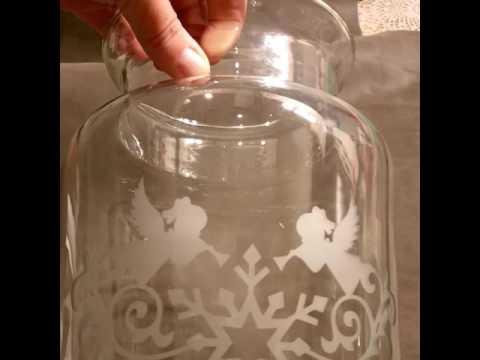 Linea Verde Workshop Glas etsen www.linea-verde.nl atelier op Landgoed de Olmenhorst