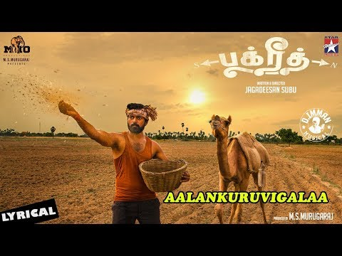 BAKRID Song | AALANGURUVIGALAA Lyrical Video Song | Sid Sriram | D | ManiAmuthavan