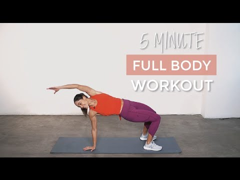 Charlee Atkins' 5-move, full-body toning workout | Good Moves | Well+Good