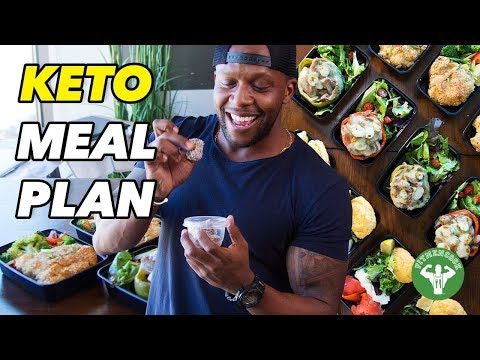 My 4-Day Keto Meal Plan