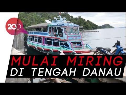 Cerita detik-detik tenggelamnya KM Sinar Bangun