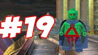 LEGO Batman 2 - LEGO BRICK ADVENTURES - PART 19 - MARTIAN MANHUNTER!
