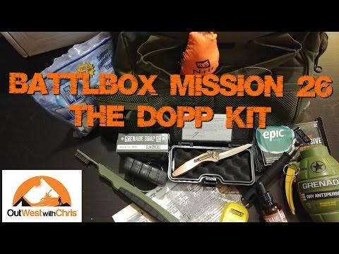 BattlBox Mission 26 Pro Plus - Dopp Kit