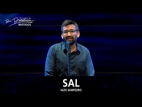 Alex Sampedro - Sal - El Lugar De Su Presencia
