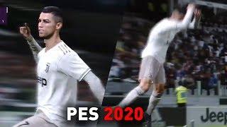 PES 2020 RONALDO Siii CELEBRATION