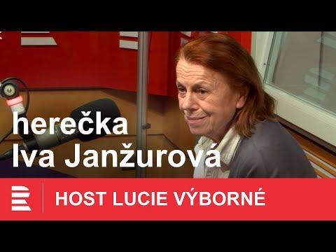 Iva Janžurová: Vlastně ani nevím, jestli jsem vtipná