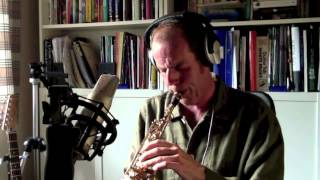 Black Orpheus on Soprano Sax