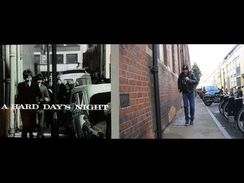 Beatles London Filming Locations: Marylebone Station and Boston Place