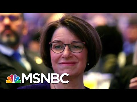 Senators Amy Klobuchar And Elizabeth Warren Officially In 2020 Race   Velshi & Ruhle   MSNBC