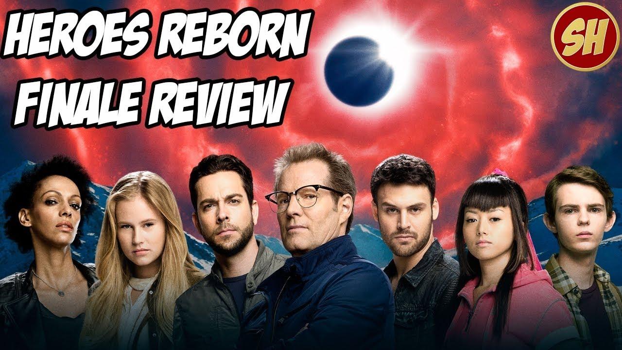 Serien Stream Heroes Reborn