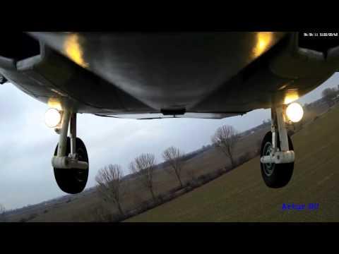 Yak 130 ready2fly flight test Jet 90 EDF PnP from Poland