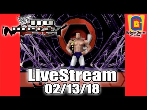 Livestream Archive (02/13/18) - WWF No Mercy - Here We Go Again: WWF Light Heavyweight Championship
