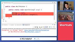 Null Pointer Exception Java Fix
