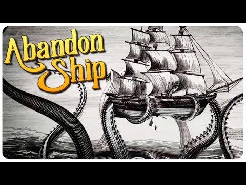 Abandon Ship Game - Release the KRAKEN! (Steam Release) | Abandon Ship Gameplay