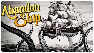 Abandon Ship Game - Release the KRAKEN! (Steam Release) | Abandon Ship Gameplay