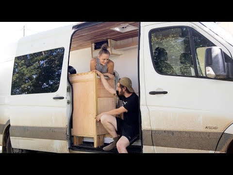 OUR PLAN FOR FINISHING THE VAN BUILD | diy camper van conversion