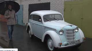 Opel Kadett.Видео обзор.Тест драйв.