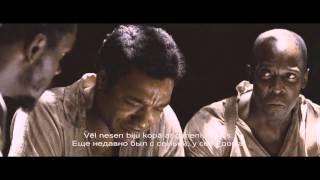 """Filmas """"12 gadi verdzībā"""" treileris ar LV/RU subtitriem - kino no 24. janvāra!"""