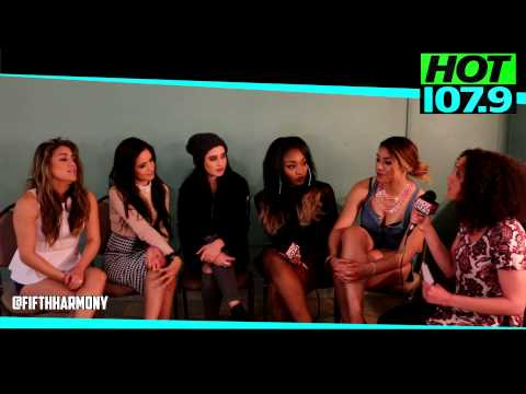 Fifth Harmony Interview with Hot1079's Jasmine Kae