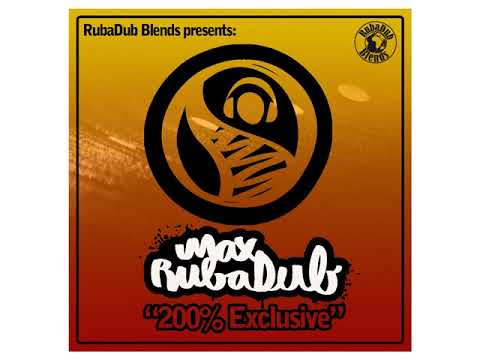 Jah Cure - Save your love (Max RubaDub Blend) - 200% Exclusive Mixtape