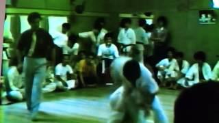 1980年6月に行われた第2回首都圏交流試合。主な出場選手(大西靖人・鴨...