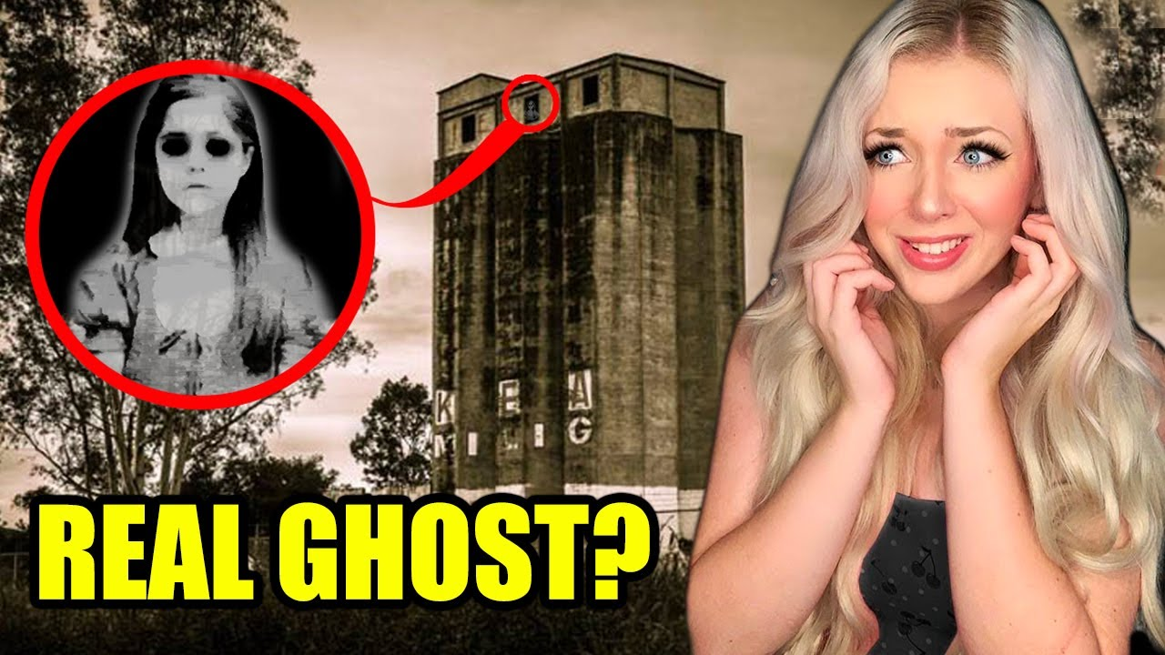 Download DRONE CATCHES GHOST AT HAUNTED ABANDONED MILL!! (CREEPY!)
