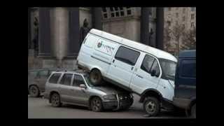 Самые необычные аварии в мире. Сборка