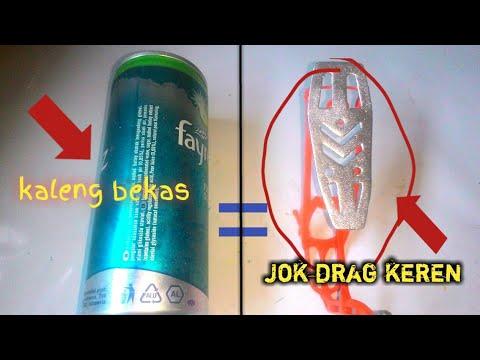 Cara Membuat Jok Sadel Miniatur Motor Drag Youtube