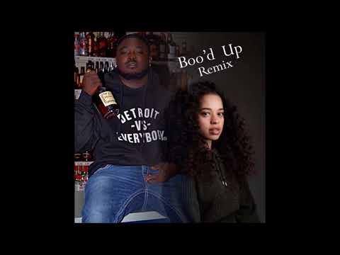 TopNotchMal X Ella Mai - Boo'd Up Remix