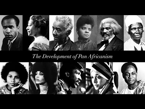 Vashna Jagarnath - The Development of Pan Africanism