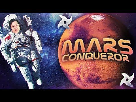 LL STYLISH | THE MARS CONQUEROR