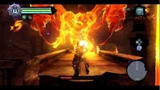 Darksiders II: Bheithir Boss Fight