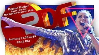 """Helene Fischer """"Spürst du das?"""" I Sa. 20:15 Uhr im ZDF"""