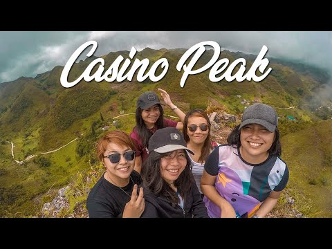 Casino Peak - Dalaguete, Cebu