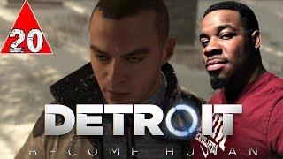 FINAL SPEECH !! Detroit Become Human Gameplay Walkthrough Part 20 - Detroit