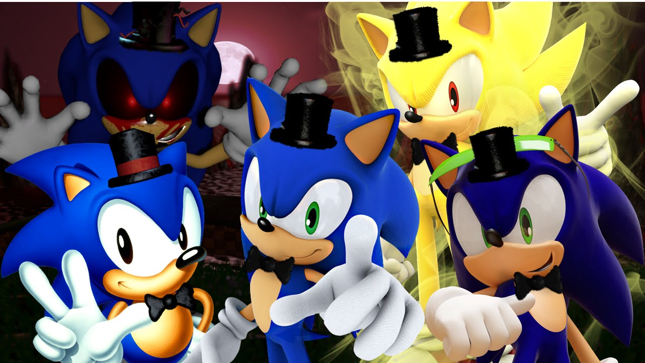 song mr fazbear versión sonic the hedgehog youtube