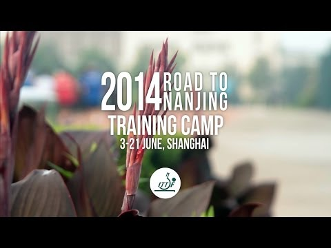 2014 Road to Nanjing Training Camp - Shanghai
