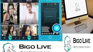 Video BIGO LIVE Control And Use Computer PC or laptop to Easy way download MP3, 3GP, MP4, WEBM, AVI, FLV Desember 2017