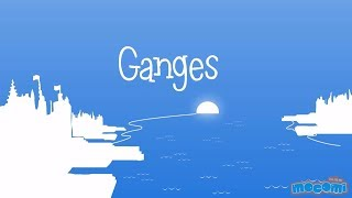 Ganga - River Fun Fact Series EP40! | Mocomi Kids