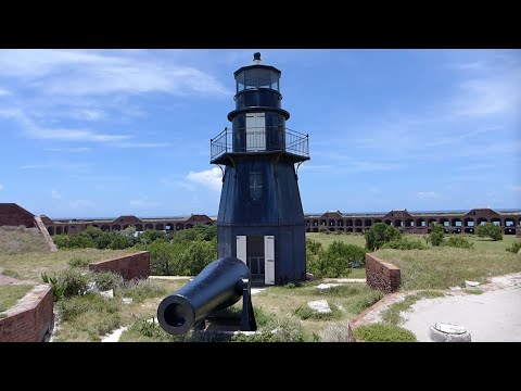 Dry Tortugas National Park, Florida - Fort Jefferson HD (2016)