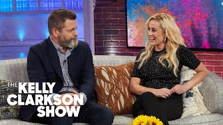 Kellie Pickler & Kelly Clarkson Spill The Tea On What Happens During 'American Idol' Auditions