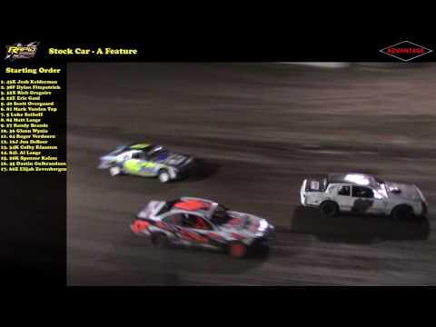 Stock Car -- 6/9/17 -- Rapid Speedway