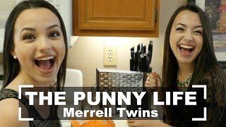 THE PUNNY LIFE - Merrell Twins thumbnail