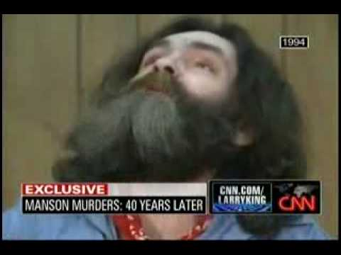 Charlie Manson - Jesus Returns Edadadada!