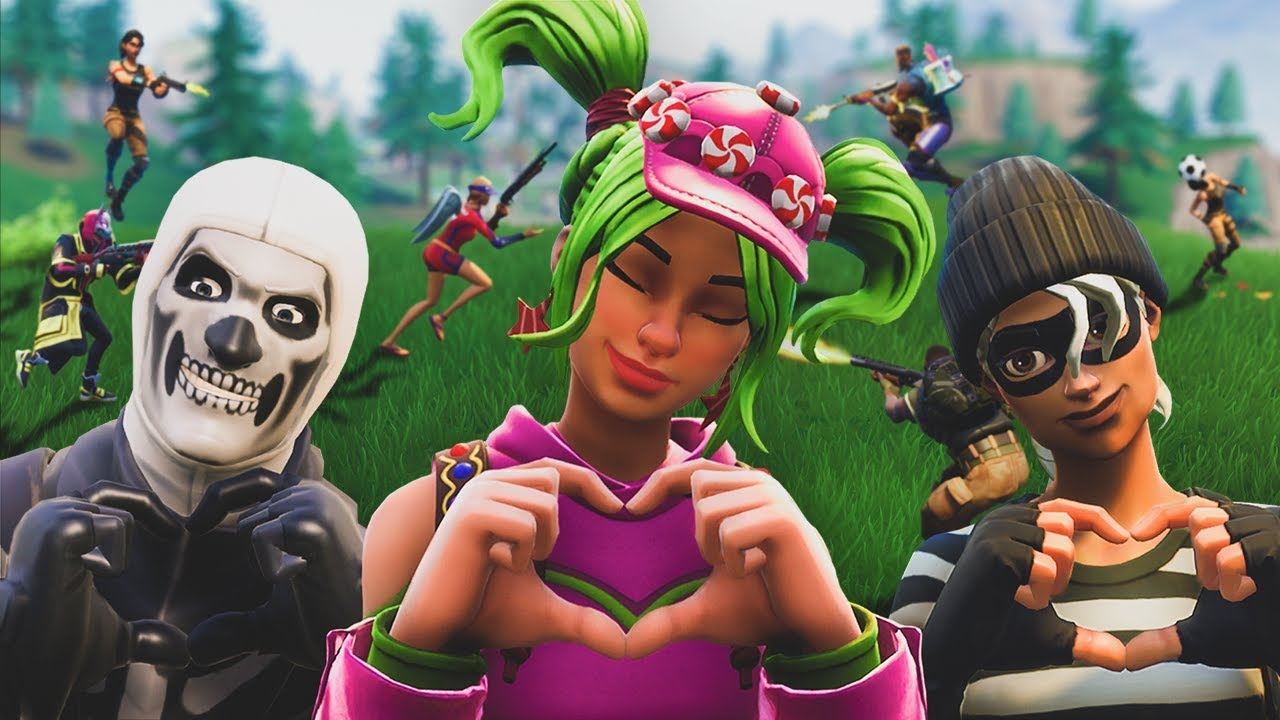 Download the clan that CHANGED fortnite xd